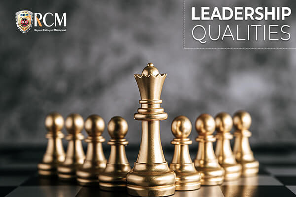 HOW TO BUILD YOUR LEADERSHIP QUALITIES?