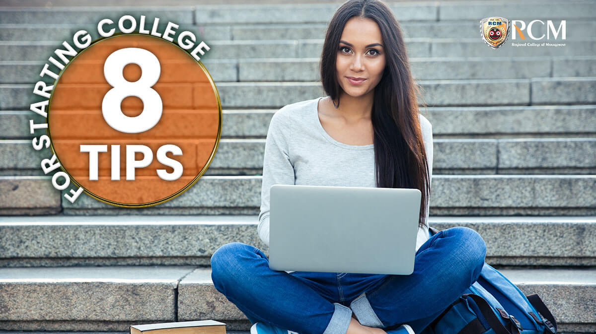 Read more about the article 8 Tips for Starting College