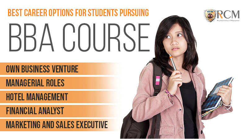 Best Career Options for Students Pursuing a BBA Course