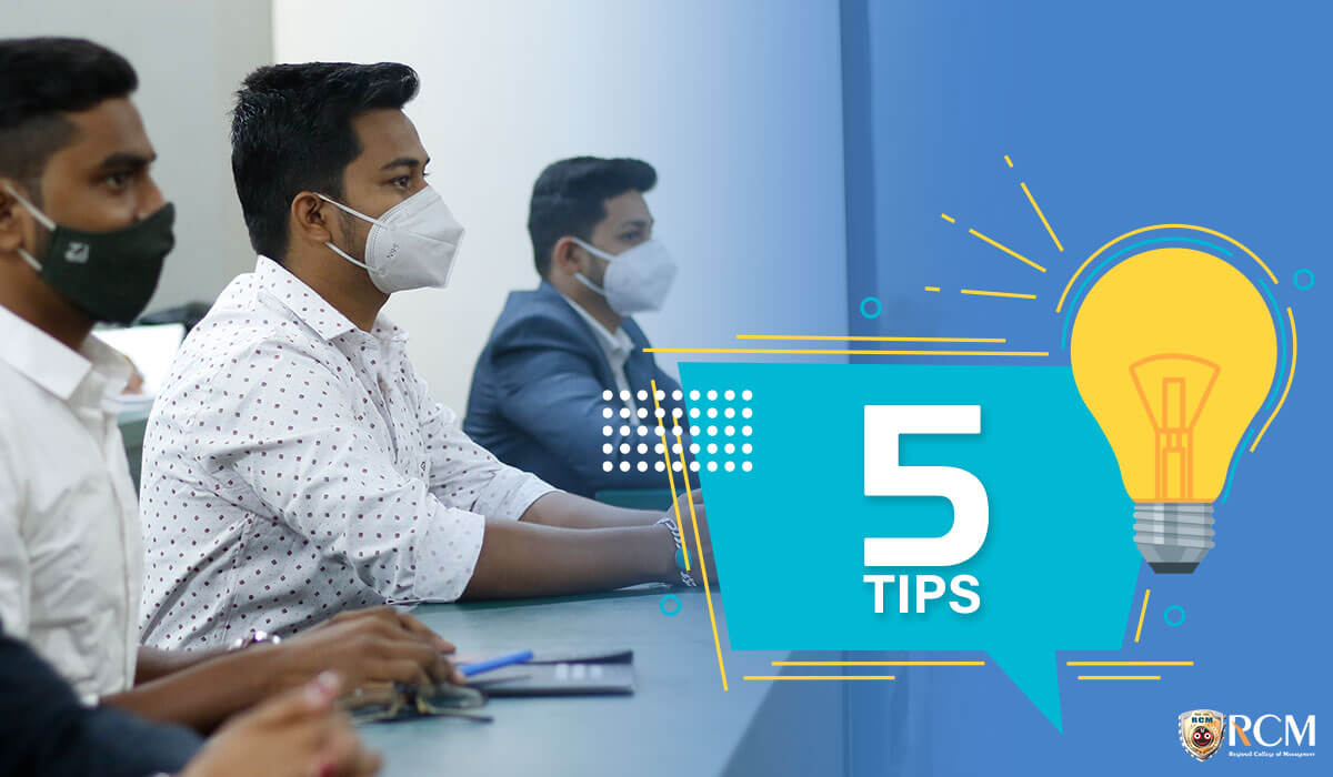 Read more about the article 5 tips to nail your college interview