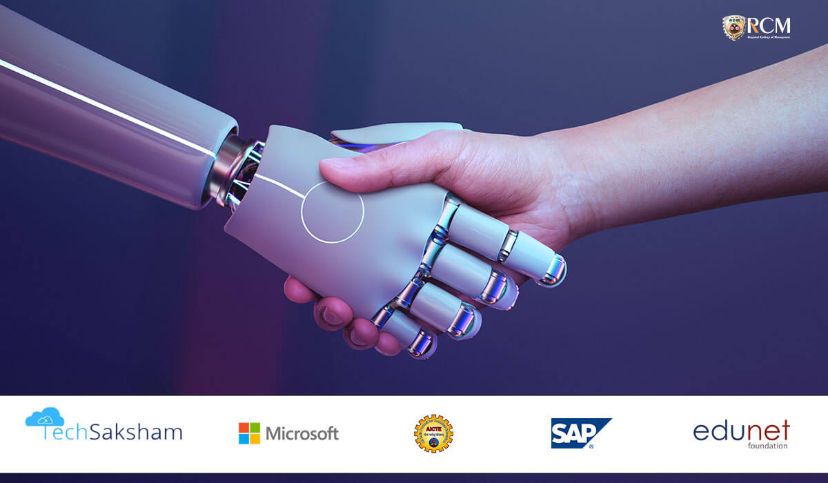 Read more about the article AICTE will partner the TechSaksham program launched by SAP India and Microsoft