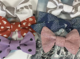 Local finds - Bows