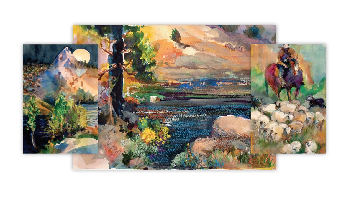 Patty Fox Watercolors