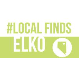 #LocalFindsElko