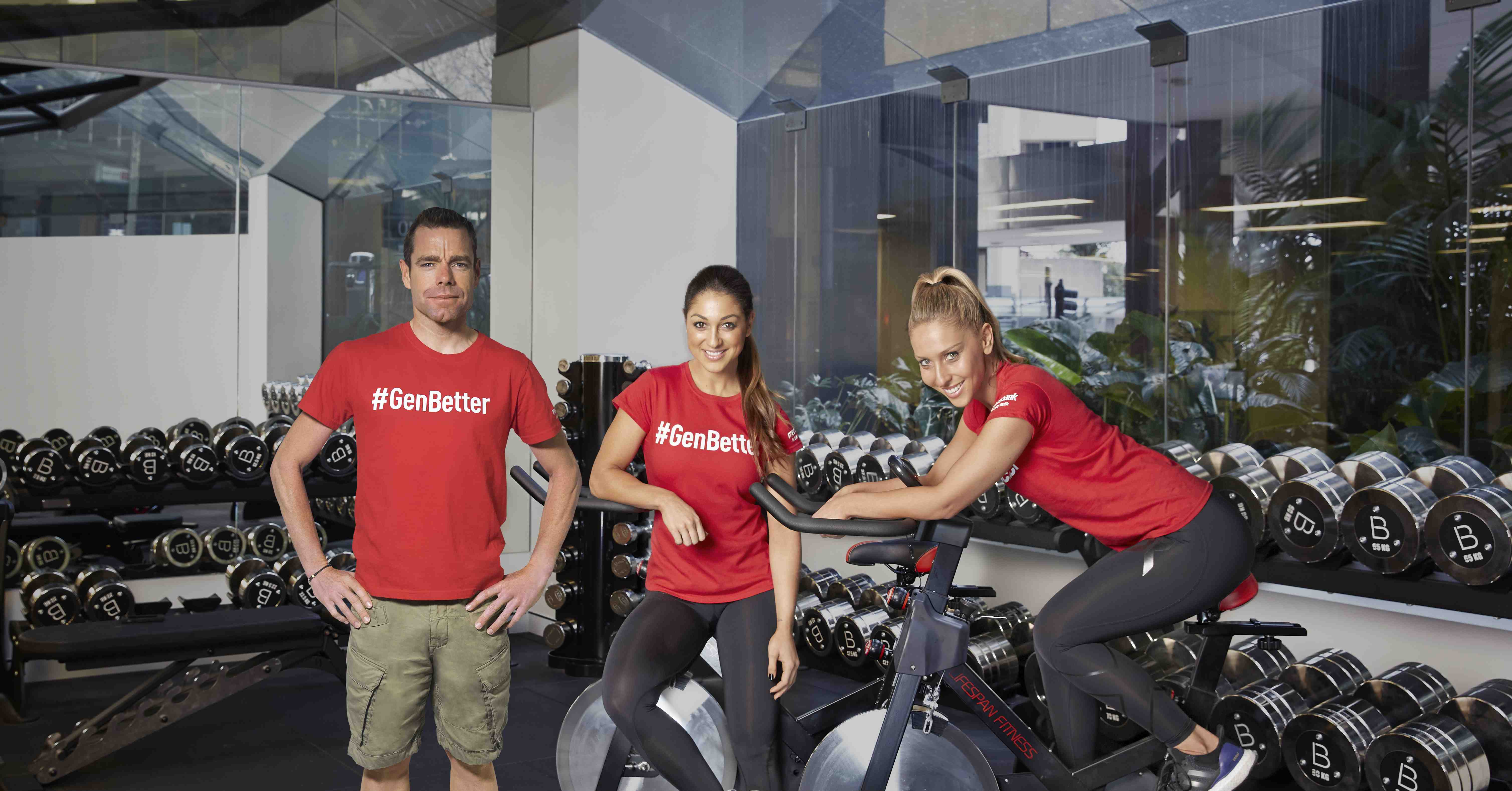 Join Australia's Biggest Spin Class