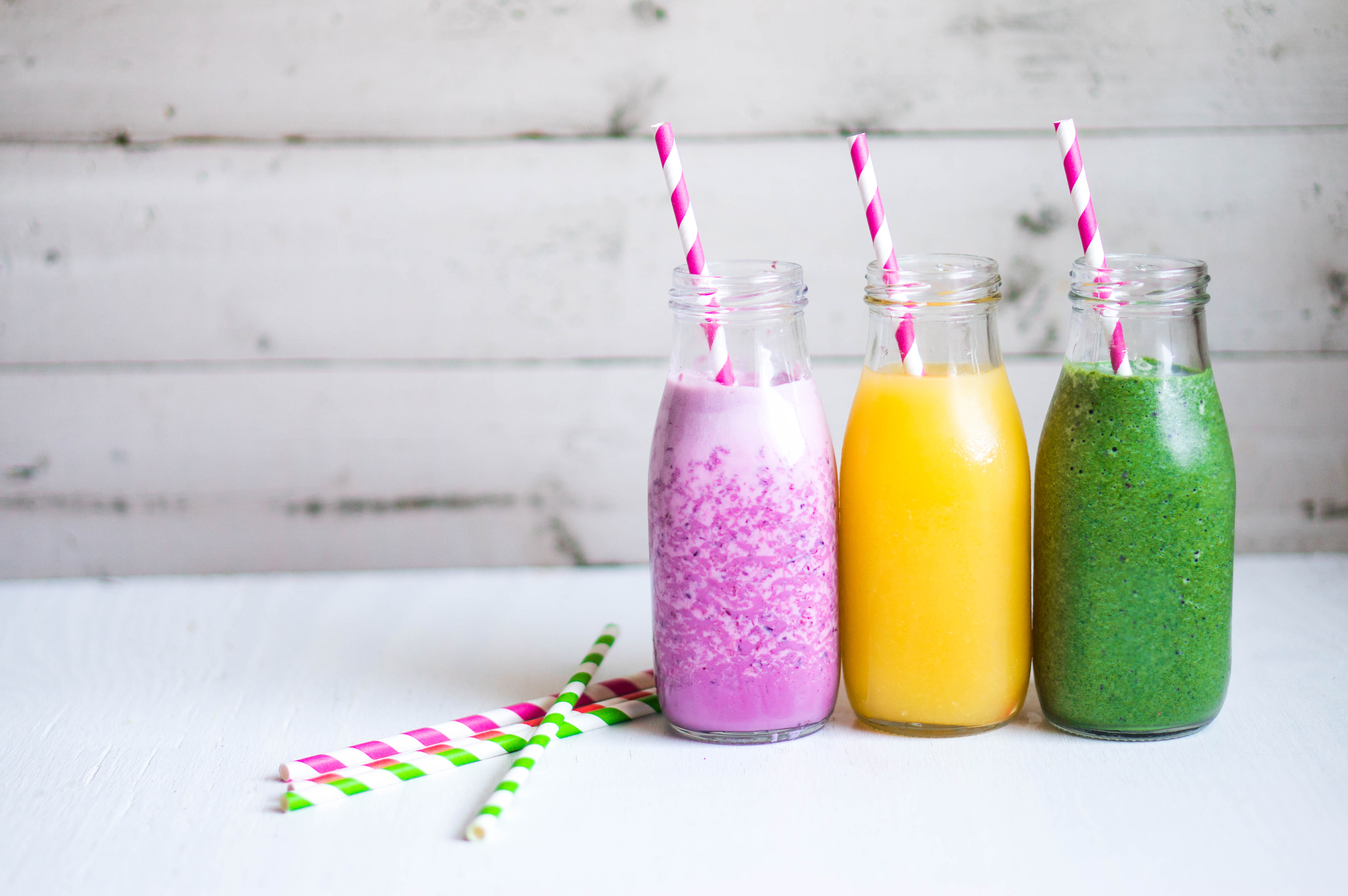 Smoothies You Must Try
