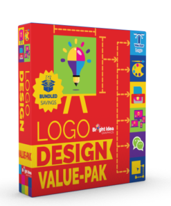 Bright Idea Graphics Logo Design Value Pak
