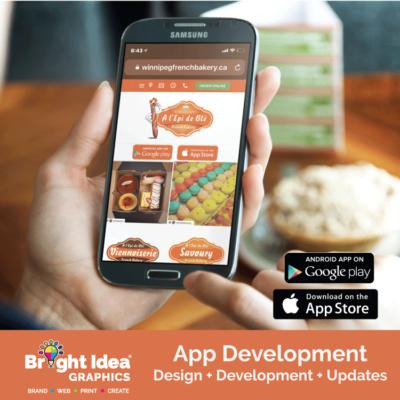 A_lepi_de_ble_Restaurant_App_development