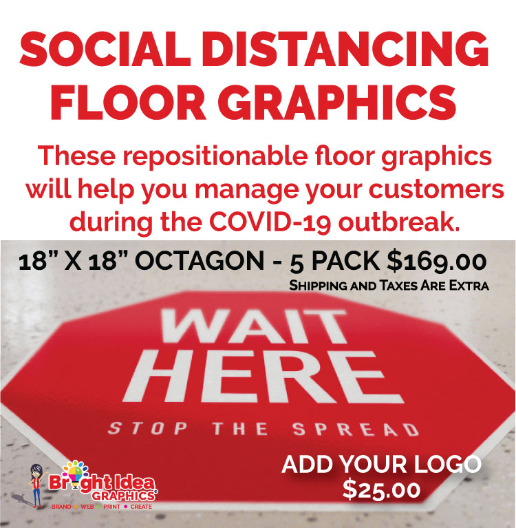 Floor Graphics_covid129