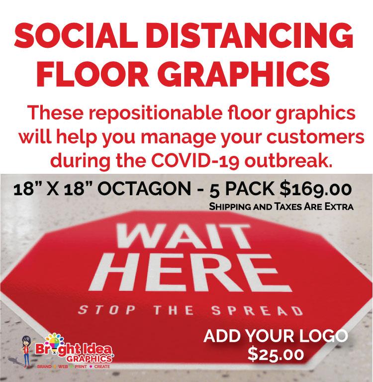 Floor Graphics_covid129