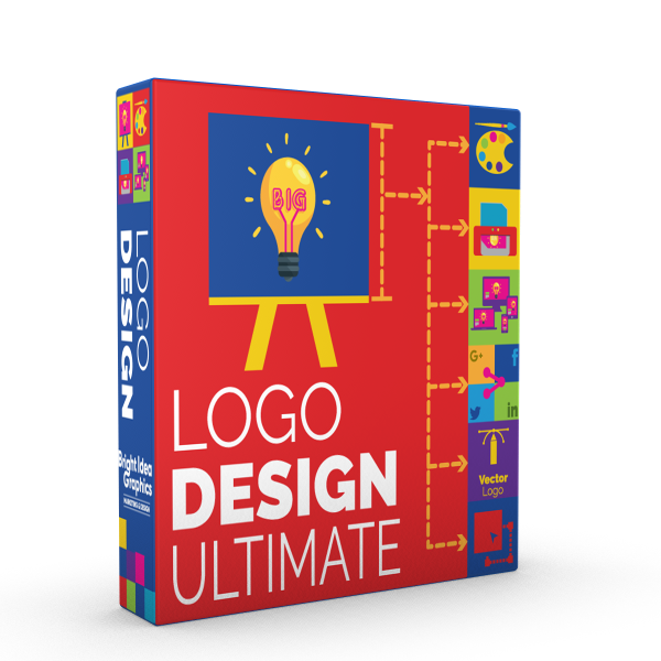 bright idea graphics logo design ultimate