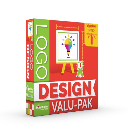 bright-idea-graphics-logo-design-value-pak