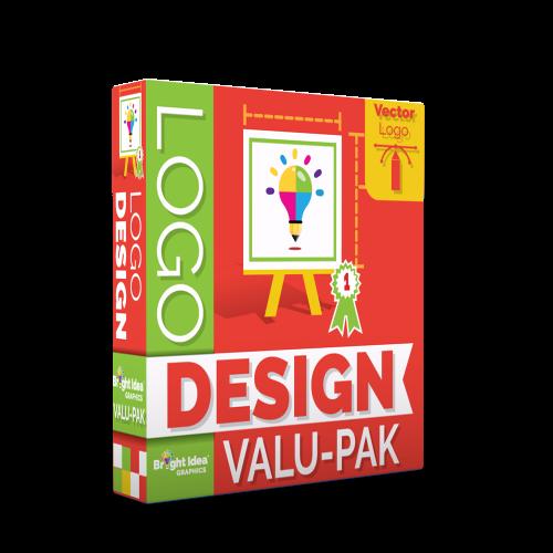 bright-idea-graphics-logo-design-value-pak