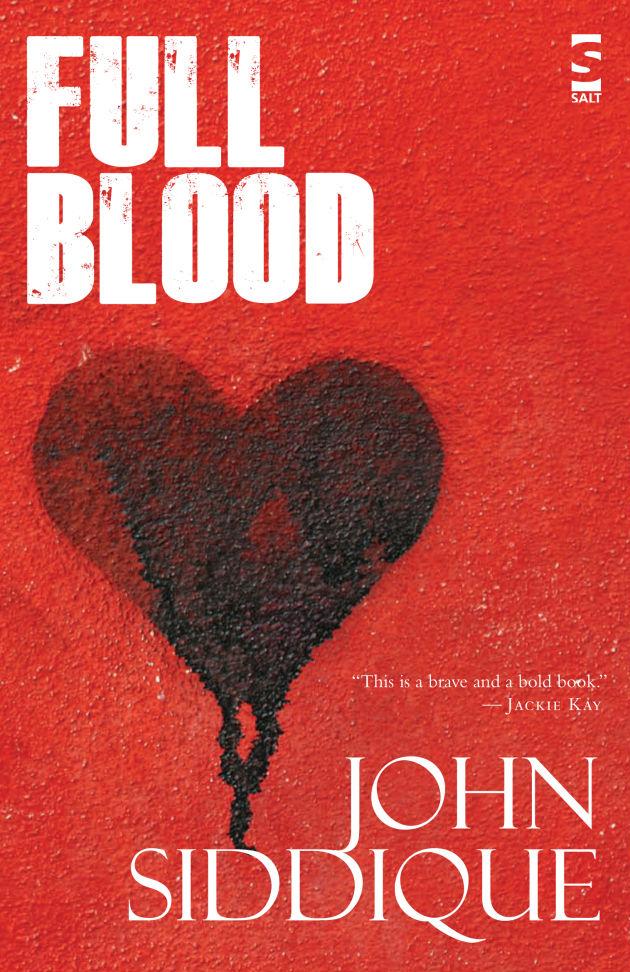 John Siddique Full Blood Cover