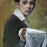 Judith Peck, oil painter, Washington D.C.