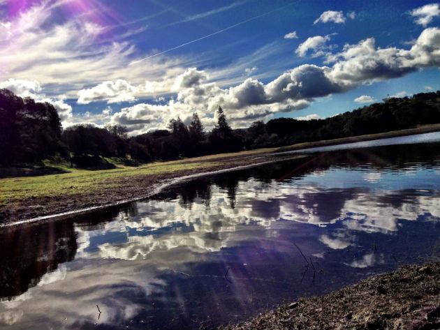 Zubair dry lake 630