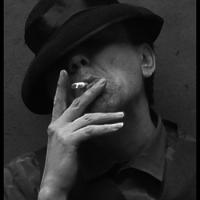Leo Bugaev, self-portrait