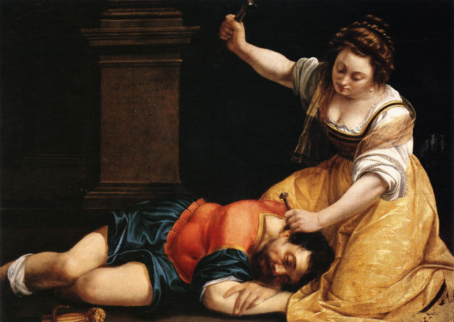 Artemisia Gentileschi (1) 640