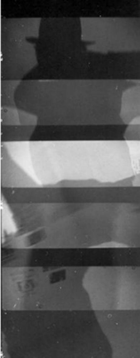 Shadow: Beuys photo: James Renier