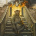 Artist Update: Martin Wittfooth, Contemporary Oil Painter, Brooklyn, New York