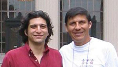 Byron Cisneros and Jago Thorne
