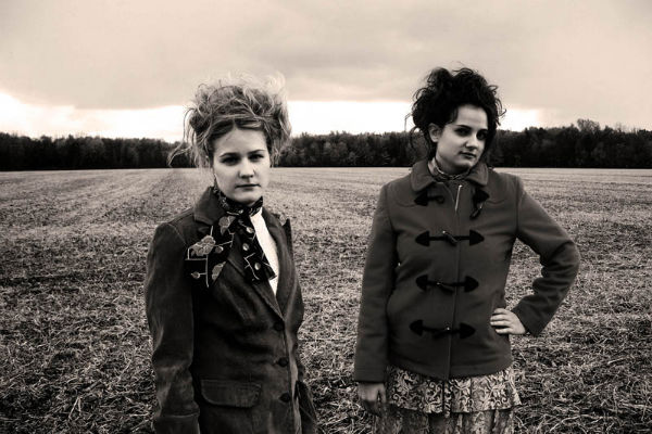 Andrea Kowch's friends who are also her models