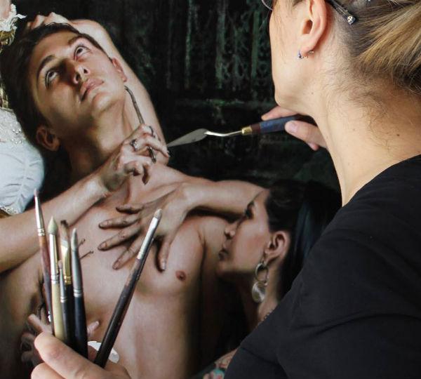 ALexandra Manukyan, work-in-progress