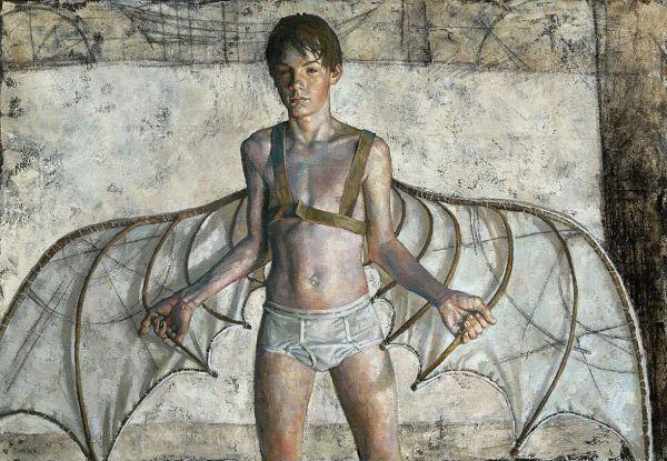 Dare Devil | 73 x 106 cm | Daniel Barkley