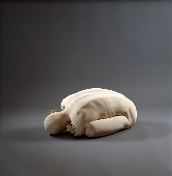 Bruno Walpoth  | Sehnsucht | cm. 98 x 45 | 2000