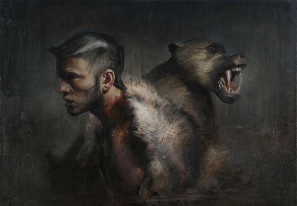 Mutation | 21x30 | Luke Hillestad