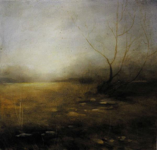 Grasslands Brink | 2007 | 26 x 26 | Maya Kulenovic