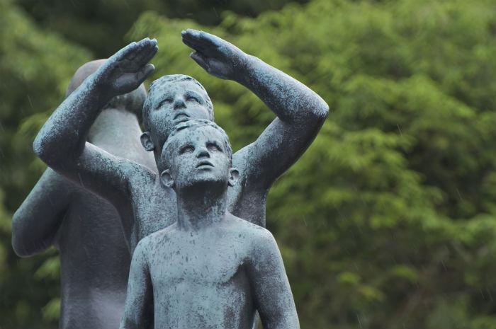 Vigeland Sculptural Park, Oslo