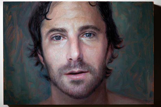 Love | oil on panel | 10x16 | 2014| Alyssa Monks