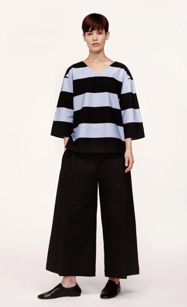 Finland's famous fashion design line, Marimekko