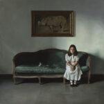 Little Deaths: Spain's Miguel Angel Moya Paints Creatures Under Glass