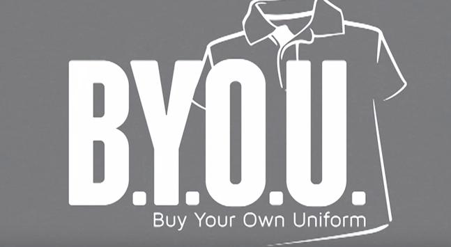 BYOU: Uniforms Made Easy