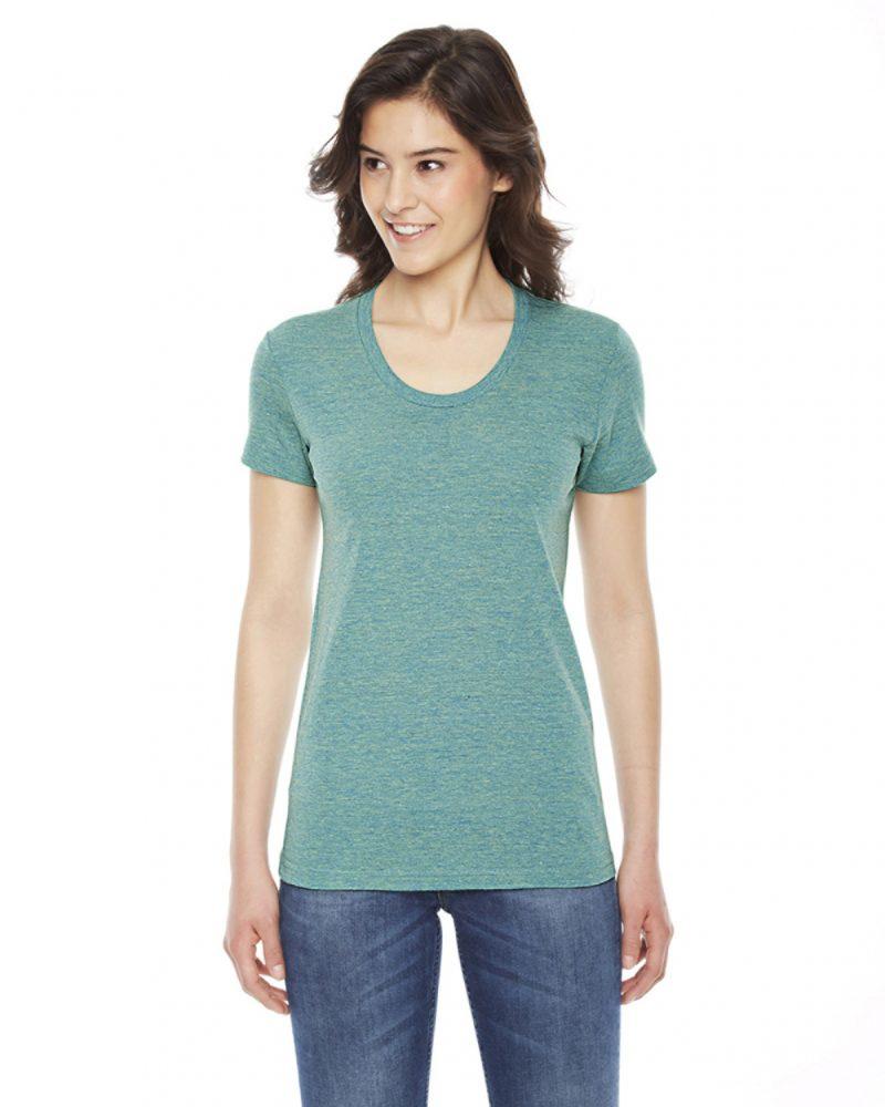 American Apparel Women's Triblend T-Shirt