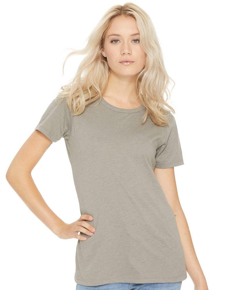 Next Level Ladies Cotton/Poly Tee 6610