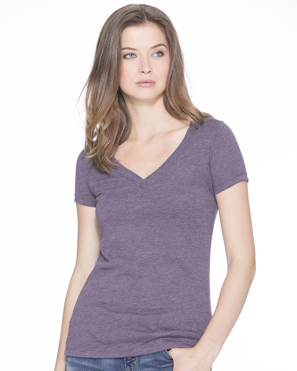 Next-Level-Ladies-Triblend-deep-vneck-6740