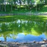 Cycling to the Kaali Meteorite Craters on Saaremaa