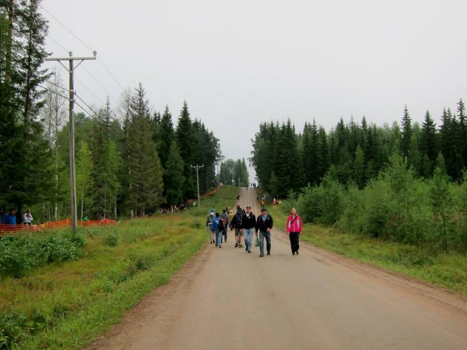 Rally Finland Palsankylä