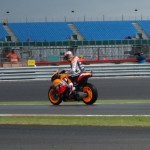 The British MotoGP: Fast Bikes, Faster Men