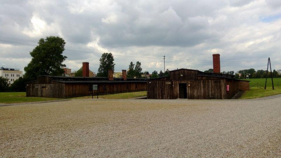 Majdanek gas chambers