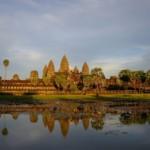 Angkor Through an Art Student's Eyes