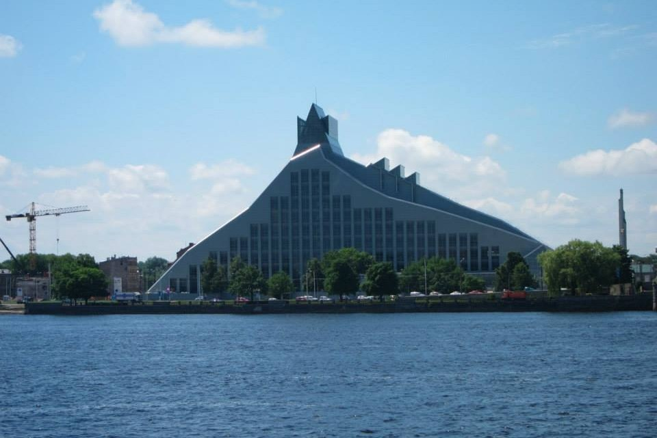 Rīga library