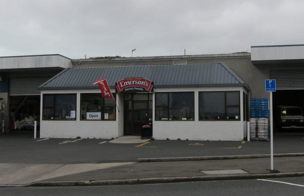 Emerson's Brewing Company, Dunedin   NZ craft beer
