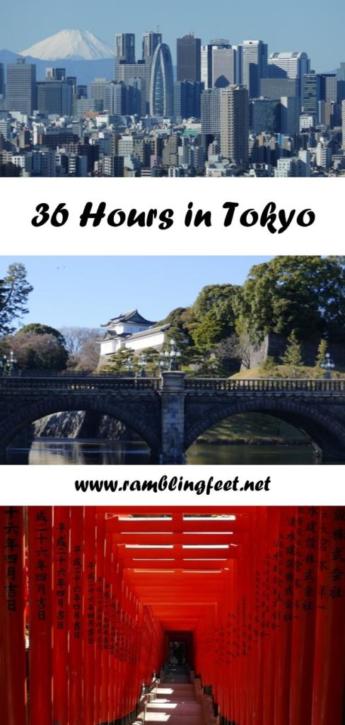 No Leave Needed: 36 Hours in Tokyo 1