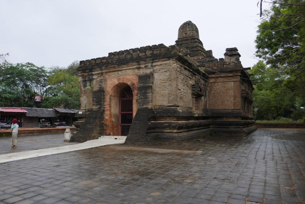 Nanpaya on the Bagan temple route