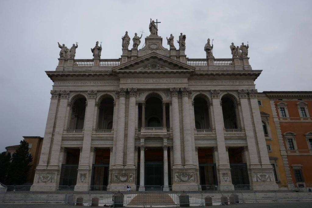 25 Important Churches in Rome to Visit for Their Art, Beauty and History 8