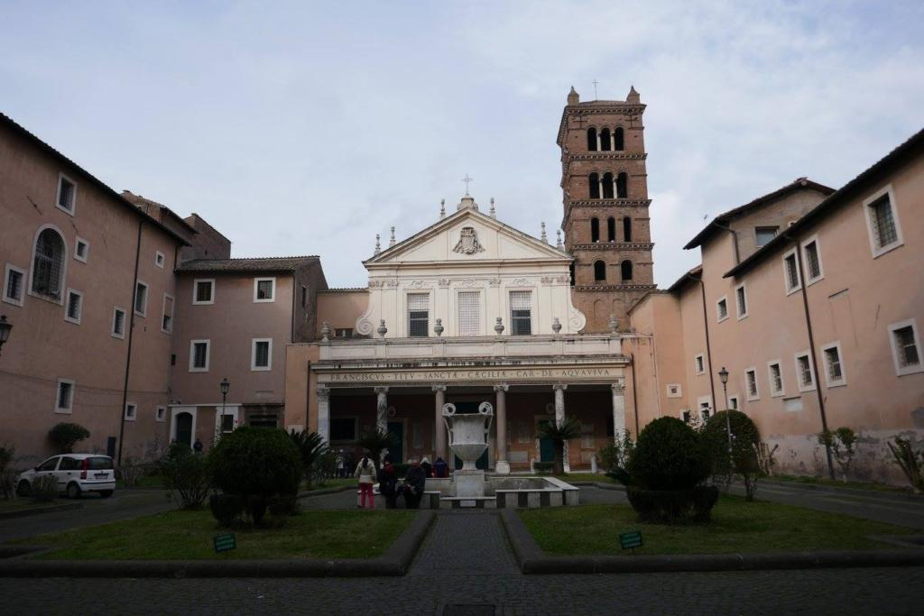 25 Important Churches in Rome to Visit for Their Art, Beauty and History 1
